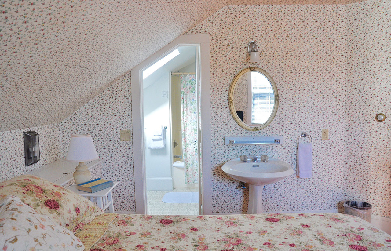 Defiance, a second floor timeshare in Mariner House on Nantucket Island